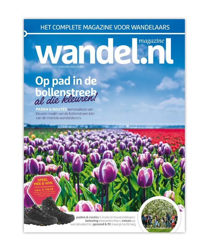 Cover wandel.nl magazine